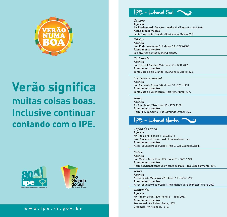 colegio ipe no jardim da saude:- Instituto de Previdência do Estado do Rio Grande do Sul – IPE