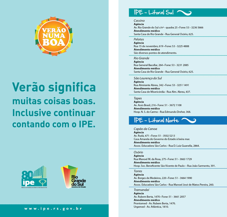 colegio ipe no jardim da saude : colegio ipe no jardim da saude:- Instituto de Previdência do Estado do Rio Grande do Sul – IPE