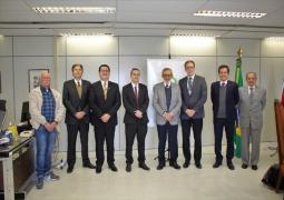 Instalado o primeiro Conselho Fiscal do IPE Prev